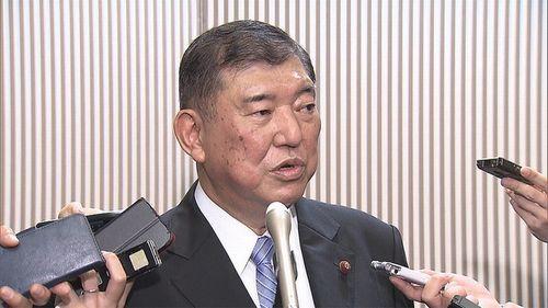 【博多9人ふぐ宴会】石破茂元幹事長「断れなかった」 議員会食自粛令の夜