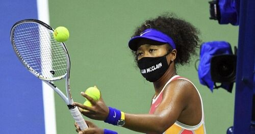 【大坂なおみスポンサー】黒マスクの黒人差別抗議「手放しでは喜べない」= 国内外で温度差
