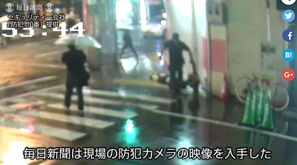【大阪日本橋】強盗未遂容疑で40歳男逮捕 男性と口論、一方的に暴行=容疑を一部否認
