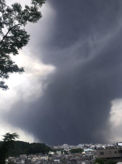 【桜島爆発的噴火】今年129回目、4700mまで多量の噴煙 鹿児島市に降灰