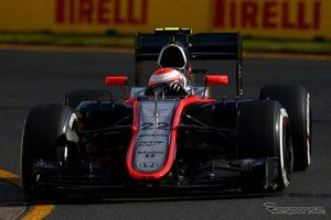 【F1オーストラリアGP】マクラーレン・ホンダ、ジェンソン・バトンが11位完走=波乱の開幕戦