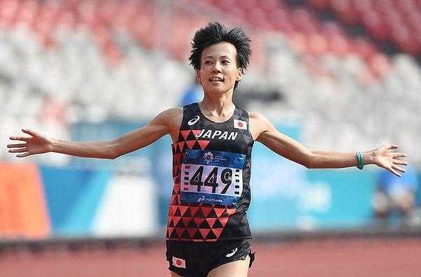 【継続は力】野上恵子選手銀メダル 地道な努力が開花=アジア大会女子マラソン