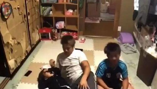 【岩手一関】2歳男児「肘打ち動画」 暴行容疑で男逮捕=不正受給疑惑、過去の虐待も浮上