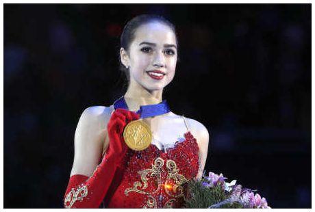 【キム・ヨナ超え】15歳ザギトワ、ヨナ超え歴代2位の高得点=フィギュアスケート欧州選手権