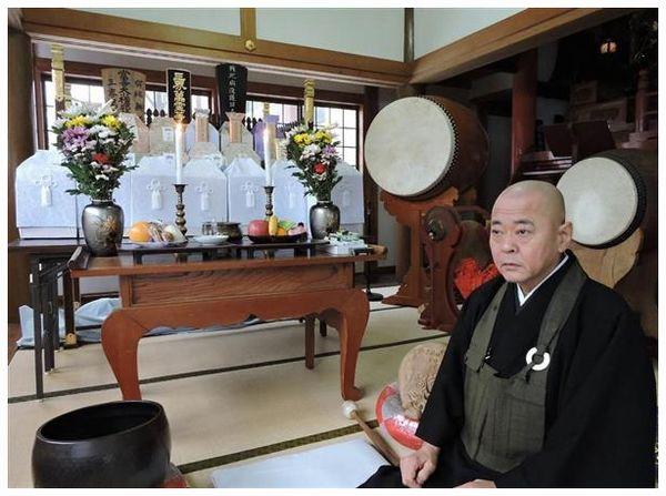 【秋田男鹿】北朝鮮からの漂着遺体を供養「分け隔てなく供養するのが仏教の教え」=米紙も報道