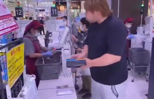 【愛知岡崎】迷惑YouTuber「へずまりゅう」逮捕 「会計前に食ってやったぜー」 犯行動画で御用