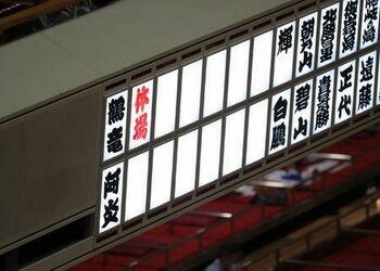 【談合相撲】阿炎とキャバクラ同行力士が進退伺 田子ノ浦親方は大甘処分「場所中かどうか分からない」