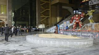 【東北復興PR】韓国市民「放射能汚染食品を配るな!!」 当日ドタキャン