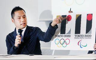【五輪エンブレム取り下げ】佐野研二郎氏「模倣ではない…自分と家族に誹謗中傷」=ネット「加害者が被害者面!?」