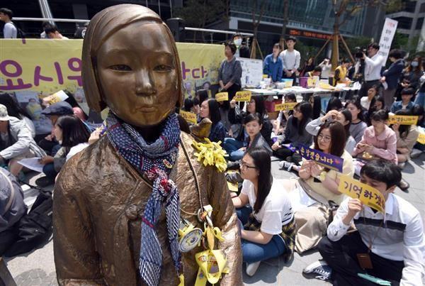 【国連委員会】慰安婦合意見直し勧告 韓国紙「韓国の信頼低下、覚悟せよ」