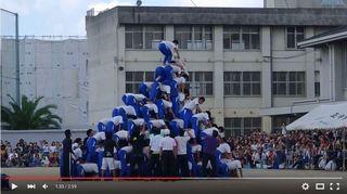 【人間ピラミッド崩壊】大阪・松井知事「高さ制限を検討」 専門家「周囲に教員配置、意味ない」「やめるべき」
