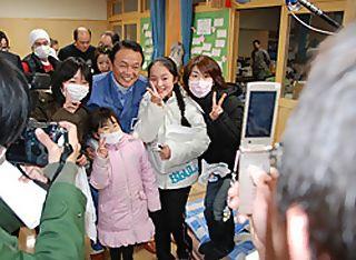 【麻生太郎財務相】東日本大震災時の行動に脚光!マスゴミは国賊野党に忖度=ネット「報道しない自由か」