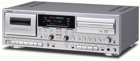 【ティアック/オーディオ】カセットデッキおよびMDデッキを新発売 今だからこそいい音で楽しむカセット/MDの音