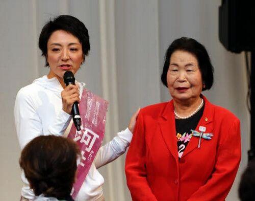 【広島府中】河井克行容疑者「安倍さんから」と30万円 繁政秀子町議「安倍さんの名前出され断れなかった」