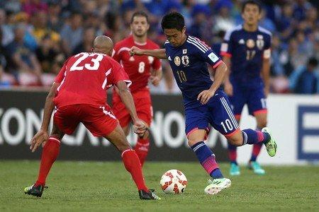 【サッカーアジアカップ】MF香川真司を豪地元紙も絶賛 「二人のシンジが合体した」=パレスチナ戦で3得点に絡む活躍