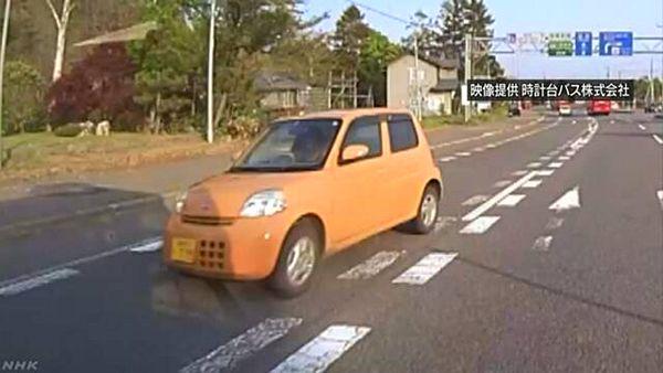 【北海道逆走】自称漁師の男(53)逮捕「取締り逃れようと」=七飯町