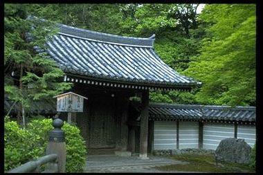 【仏像盗難・京都】世界遺産「西芳寺(苔寺)」の茶室から、阿弥陀如来像1体