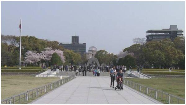 【広島平和公園】受動喫煙対策で全面禁煙に、4月1日施行=違反者は1000円過料