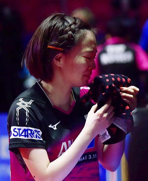 【世界卓球2018】日本女子、「南北インチキチーム」撃破 涙の石川佳純を国際連盟絶賛=連盟よ、どの面下げて言えるのか!