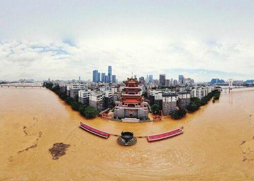 【三峡ダム崩壊危機】武漢・上海水没で3億人被災の可能性 中国メディア「核兵器の衝撃波も耐える」