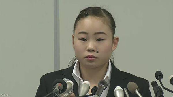 【逆告発】体操・宮川紗江、塚原本部長夫妻のパワハラ訴え=ウルトラCの爆弾投下