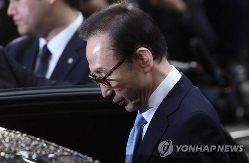 【韓国恒例行事】李明博元大統領を逮捕 朴槿恵被告に続き4人目=次は文在寅?