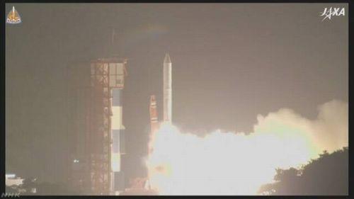 【イプシロン3号機 打ち上げ成功】地球観測衛星「ASNARO2」、予定軌道に投入=衛星データの産業利用に期待
