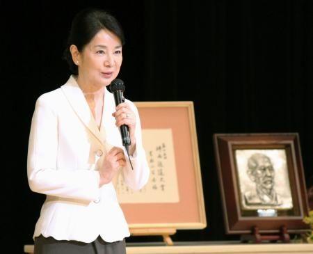 吉永小百合さん「原発やめて」「経済最優先と防衛費増、福島の復興を考えているのか」