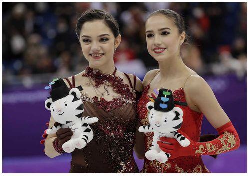 【フィギュアスケート女子】ザギトワ金&メドベ銀、宮原知子4位「やれること全てやった」