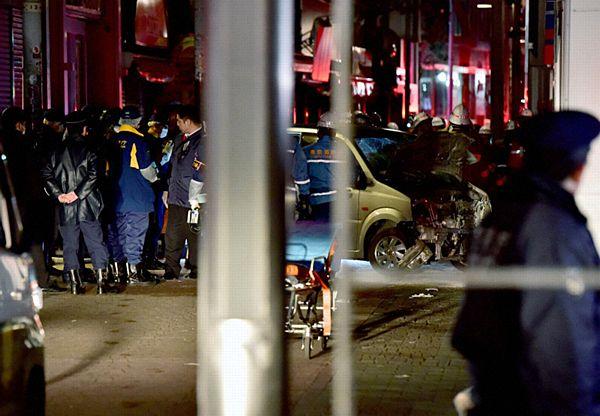 【原宿テロ】日下部容疑者「オウムの死刑に対する報復」=車内から灯油入りポリタンク