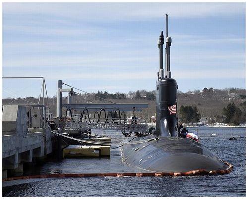 【米海軍】攻撃型原子力潜水艦「コロラド」、ゲーム機「Xbox」のコントローラー採用=スペンサー海軍長官「技術革新の成果」