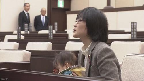 "【NHKおはよう日本】""子連れ熊本市議""めぐり偏向報道 批判は無視=WEB「認めるべきでない」8割強"