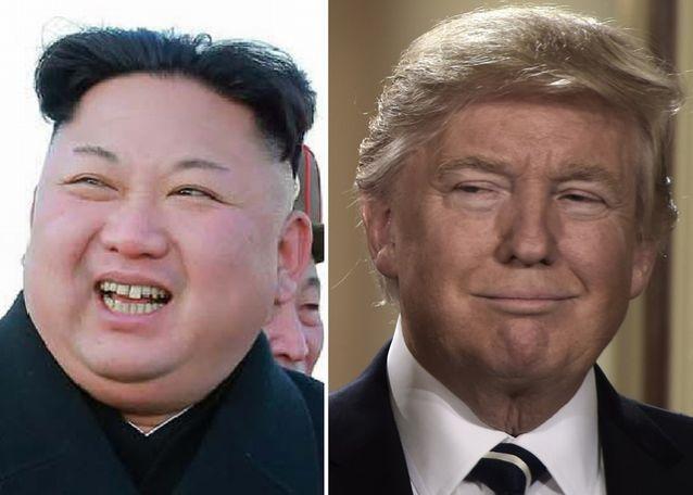 【北朝鮮情勢】トランプ大統領「金正恩氏との会談、光栄」 条件付きで実現示唆