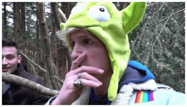 【YouTube】青木ヶ原樹海動画のローガン・ポールに懲罰措置 チャンネルは削除せず