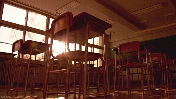 【20世紀からの脅迫】19年前に女子生徒と性的関係 高校教諭を懲戒免職=東京・多摩