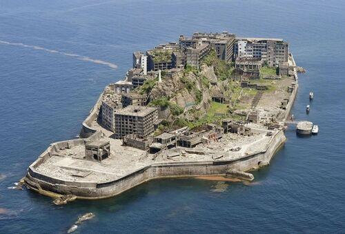 【世界遺産取り消し要求】ゆすり国家韓国、軍艦島展示「歴的事実を歪曲…約束を守ってない」=ネット「約束を守らない国が何を偉そうに 」