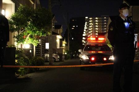 【千葉流山】通り魔か 住宅街路上で男性刺され重傷=容疑者、自転車で逃走