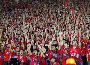 【Jリーグ レベル低下!?】ACL・鹿島は公式戦5連敗 中国ネット「日本チームは全員国内選手だろ。3対4でも恥ずかしくない」