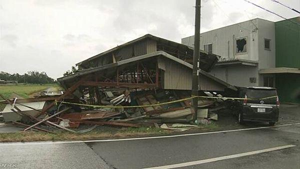 【台風21号被害】大阪・滋賀・三重で9人死亡、全国で340人余けが=避難勧告203万人