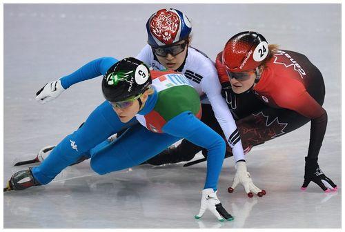 【韓国選手失格】カナダ選手へ誹謗中傷1万件超 カナダ警察動く=無能IOC「敬意」求める