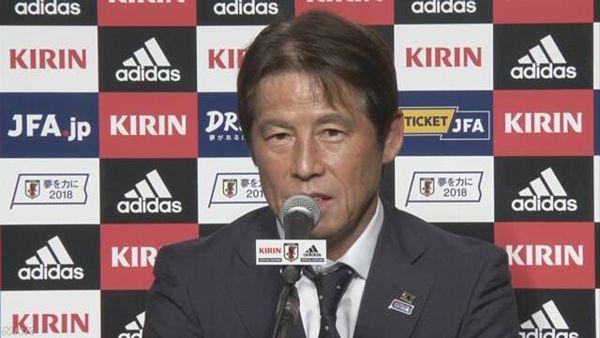 【西野監督退任】田嶋幸三会長「任期満了で…慰留しない」 帰国会見で明かす