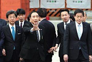 【籠池問題】寄付金名簿、「安倍晋三首相」の名は見当たらず=23日証人喚問