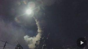 【米軍シリア攻撃】米中首脳会談中、専門家「中国や北朝鮮に対する警告」