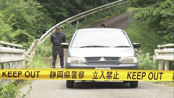 【静岡】女性看護師遺体 面識無い男らが連れ去りか=車は三重県で発見