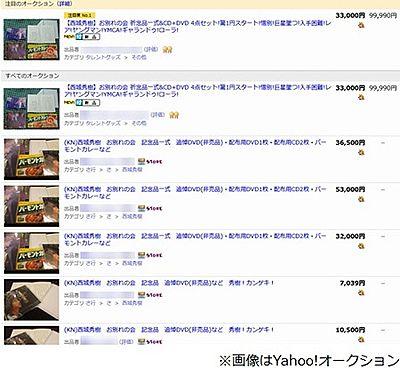 【下衆の極み】西城秀樹さん「お別れの会記念品セット」 、ヤフオクなどで転売=ネット「卑しすぎる」