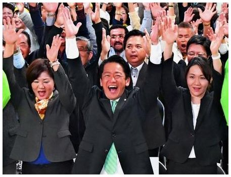 【石垣市長選】中山義隆氏圧勝、翁長知事率いる自称「オール沖縄」に大差=陸自配備に理解