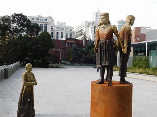【サンフランシスコ慰安婦像】市長はソウル市名誉市民、碑文にはデマ羅列=反日運動に利用か