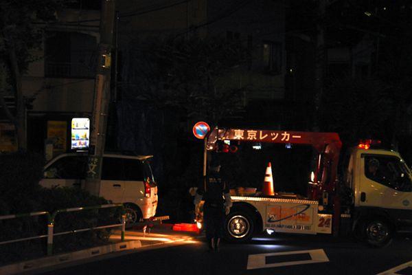 【東京赤羽】コインパーキングの軽自動車にミイラ化遺体=福島「いわき」ナンバー