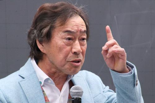 【金八先生】武田鉄矢氏、反権力や政治批判で「カッコよがる風潮」に苦言