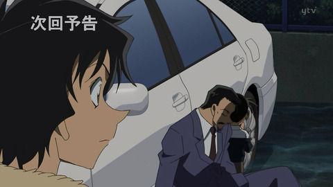 名探偵コナン、アニメでも漫画でも隠れる気がなくなる